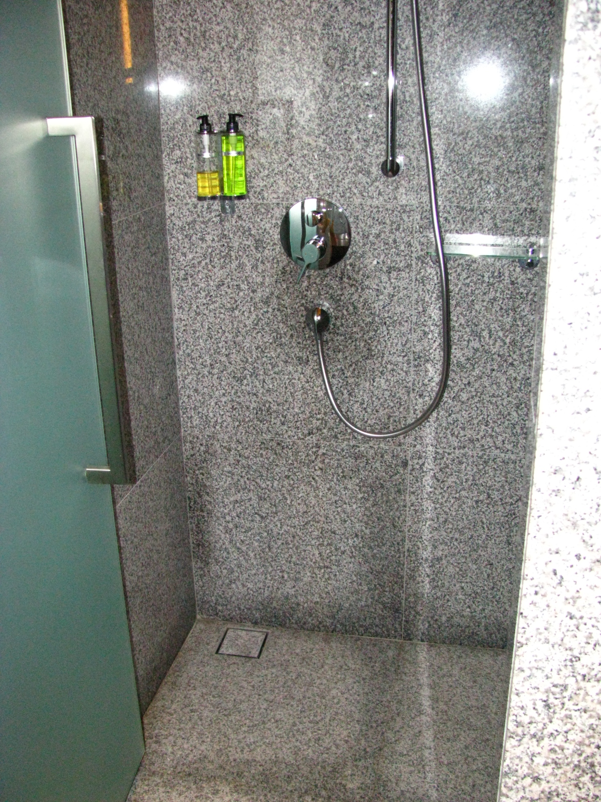 Wall waterproofing, not just shower area…